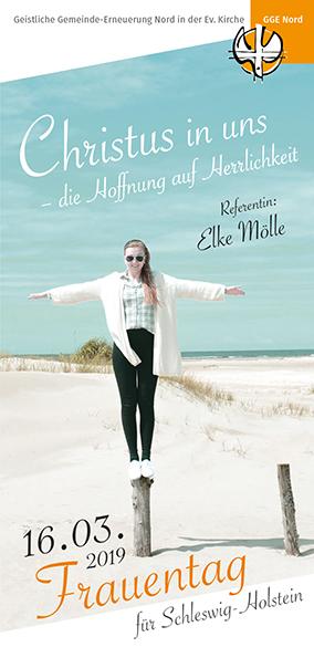 GGE Frauentag Flyertitel - Copyright: GGE Nord